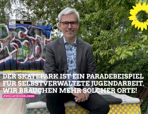 Der Trashpark – Ein Paradebeispiel selbstverwalteter Jugendarbeit!