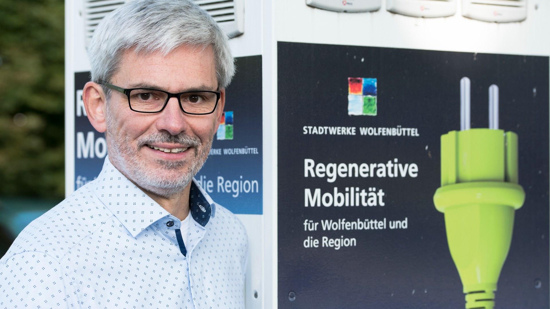 Stefan Brix Wolfenbüttel bis 2030 klimaneutral Energiewende