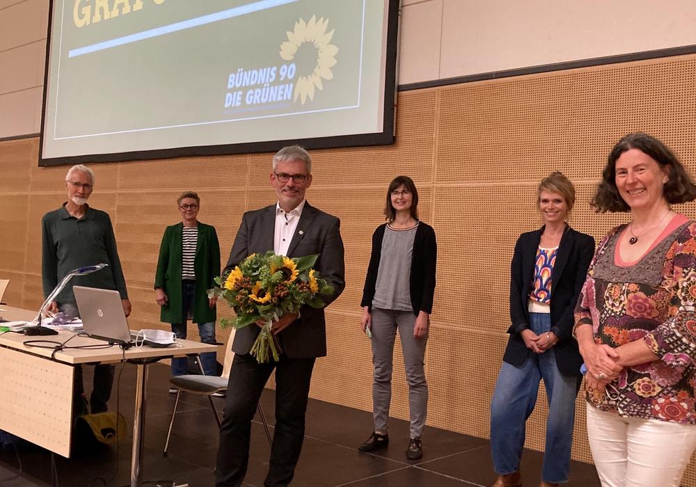 Stefan Brix tritt als Bürgermeisterkandidat an, Bündnis90 Die Grünen Wolfenbüttel